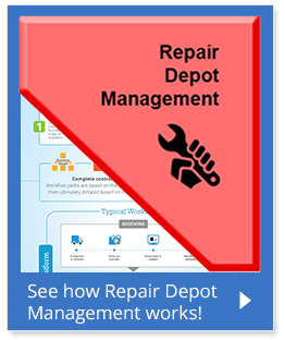 Repair Depot Management Software Service