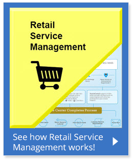 Retail Service Management Software