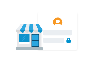image showing a retail store using customer data safely