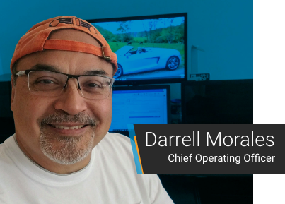 ServiceCentral Chief Operating Officer Darrell Morales